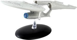 [Star Trek: Starships Figure Collection Magazine Special #2 2009 Movie USS Enterprise (Product Image)]