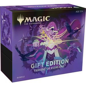 [Magic The Gathering: Throne Of Eldraine: Bundle Gift Edition (Product Image)]