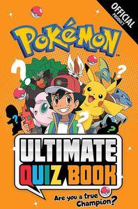 [Pokémon: Ultimate Quiz Book (Product Image)]