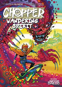 [Chopper: Wandering Spirit (Signed Edition) (Product Image)]