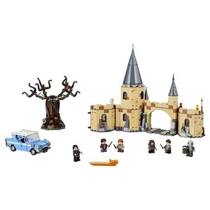 [LEGO: Harry Potter: Hogwarts Whomping Willow (Product Image)]