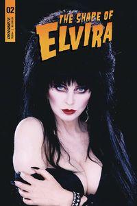 [Elvira: The Shape Of Elvira #2 (Cover D Photo) (Product Image)]