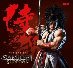 [The Art Of Samurai Shodown (Hardcover) (Product Image)]