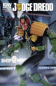 [Judge Dredd #24 (Subscription Variant) (Product Image)]