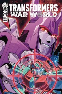 [Transformers #30 (Cover B Tramontano) (Product Image)]