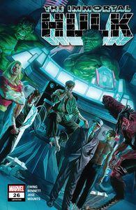 [Immortal Hulk #26 (Product Image)]