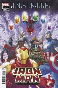 [Iron Man: Annual #1 (Roberson Promo Variant) (Product Image)]