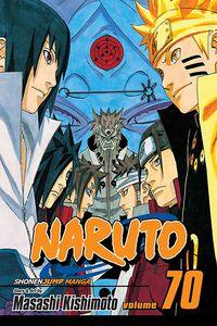 [Naruto: Volume 70 (Product Image)]
