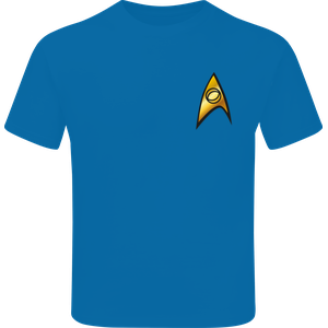 [Star Trek: Children's T-Shirt: Science Costume (Product Image)]