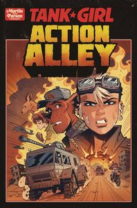 [Tank Girl: Action Alley #1 (Cover A Parson) (Product Image)]