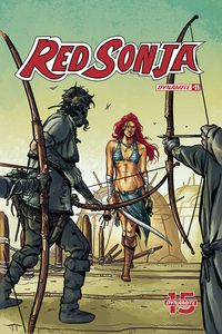 [Red Sonja #11 (Cover D Colak) (Product Image)]