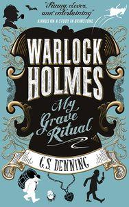[Warlock Holmes: My Grave Ritual (Product Image)]