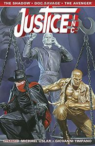 [Justice Inc: Volume 1 (Product Image)]