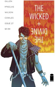 [The Wicked + The Divine #27 (Cover A Mckelvie & Wilson) (Product Image)]