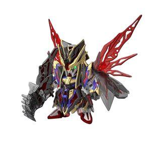 [Gundam SD: Sangoku Soketsuden Action Figure: Sima Yi Destiny Gundam (Product Image)]
