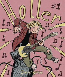 [Holler #1 (Cover A Massie) (Product Image)]
