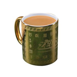 [Legend Of Zelda: Mug: Glossary (Product Image)]