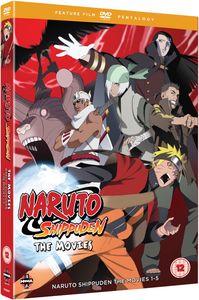 [Naruto Shippuden: Movie Pentalogy (Product Image)]