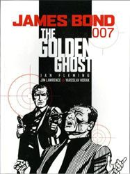 [James Bond: The Golden Ghost (Product Image)]