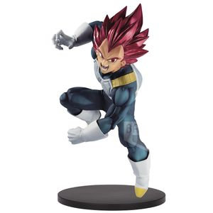 [Dragon Ball Super: Blood Of Saiyans Statue: Super Saiyan God Vegeta Special VII (Product Image)]