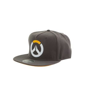 [Overwatch: Chrome Weld Snapback: Logo (Product Image)]