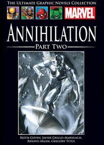 [Marvel: Graphic Novel Collection: Volume 209: Annihilation Part 2 (Product Image)]