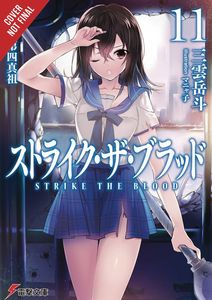 [Strike The Blood: Volume 11 (Light Novel) (Product Image)]