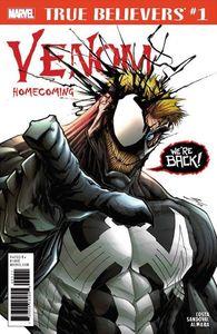 [True Believers: Venom Homecoming #1 (Product Image)]