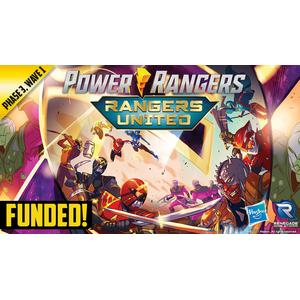 [Power Rangers: Rangers United (Product Image)]