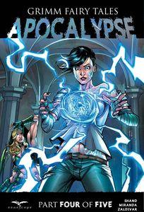 [Grimm Fairy Tales Presents: Apocalypse #4 (Cover A Cuffari) (Product Image)]
