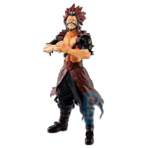 [My Hero Academia: Ichibansho Figure: Eijiro Kirishima (Fighting Heroes Feat. One's Justice) (Product Image)]