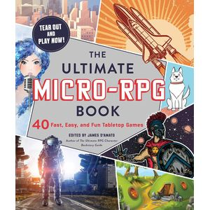 [The Ultimate Micro-RPG Book (Product Image)]