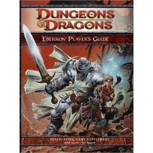 [Dungeons & Dragons: Eberron: Players Guide (4th Edition) (Product Image)]