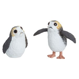 [Star Wars: Black Series Action Figure Set: Porgs (Product Image)]
