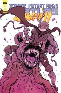 [Teenage Mutant Ninja Turtles: Jennika II #2 (Cover A Revel) (Product Image)]