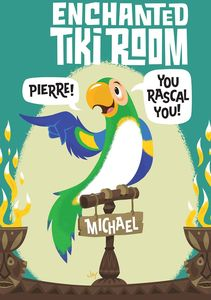 [Enchanted Tiki Room #5 (Grandt Connecting Variant) (Product Image)]