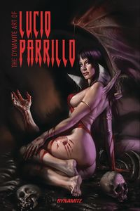 [The Dynamite Art Of Lucio Parrillo (Hardcover) (Product Image)]