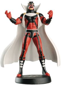 [DC: Best Of Figure Collection Magazine #45 Brother Blood (Product Image)]