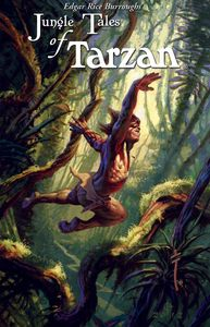 [Jungle Tales Of Tarzan (Hardcover) (Product Image)]