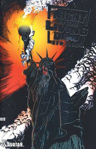 [Night Of The Living Dead: New York #1 (Plat Foil Variant) (Product Image)]