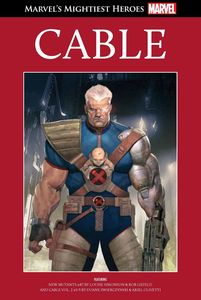 [Marvel's Mightiest Heroes: Volume 116: Cable (Product Image)]