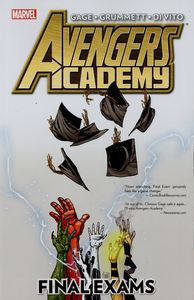 [Avengers Academy: Final Exams (Product Image)]