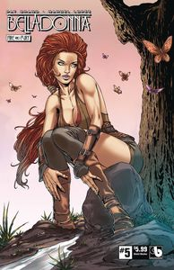 [Belladonna Fire Fury #5 (Shield Maiden) (Product Image)]