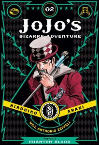 [Jojo's Bizarre Adventure: Part 1: Volume 2 (Product Image)]