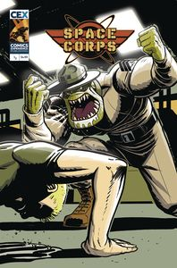 [Space Corps #2 (Cover B Beck) (Product Image)]