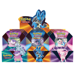 [Pokémon: Trading Card Game: V Forces (Booster Tin) (Product Image)]