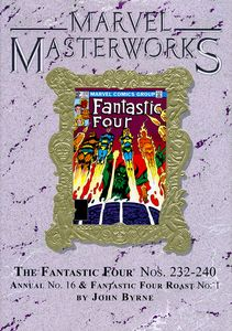 [Marvel Masterworks: The Fantastic Four: Volume 21 (DM Variant Edition 284 Hardcover) (Product Image)]
