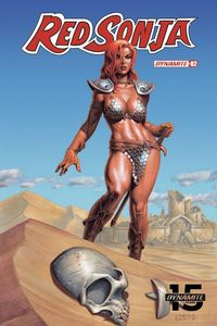 [Red Sonja #2 (Cover B Linsner) (Product Image)]