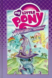 [My Little Pony: Adventures In Friendship: Volume 1 (Product Image)]