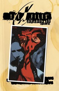 [X-Files: Season 10: Volume 5 (Hardcover) (Product Image)]